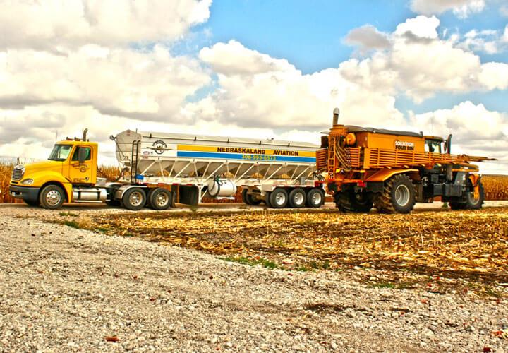 Dry Fertilizer | Nebraskaland Aviation | Holdrege, Alma ...